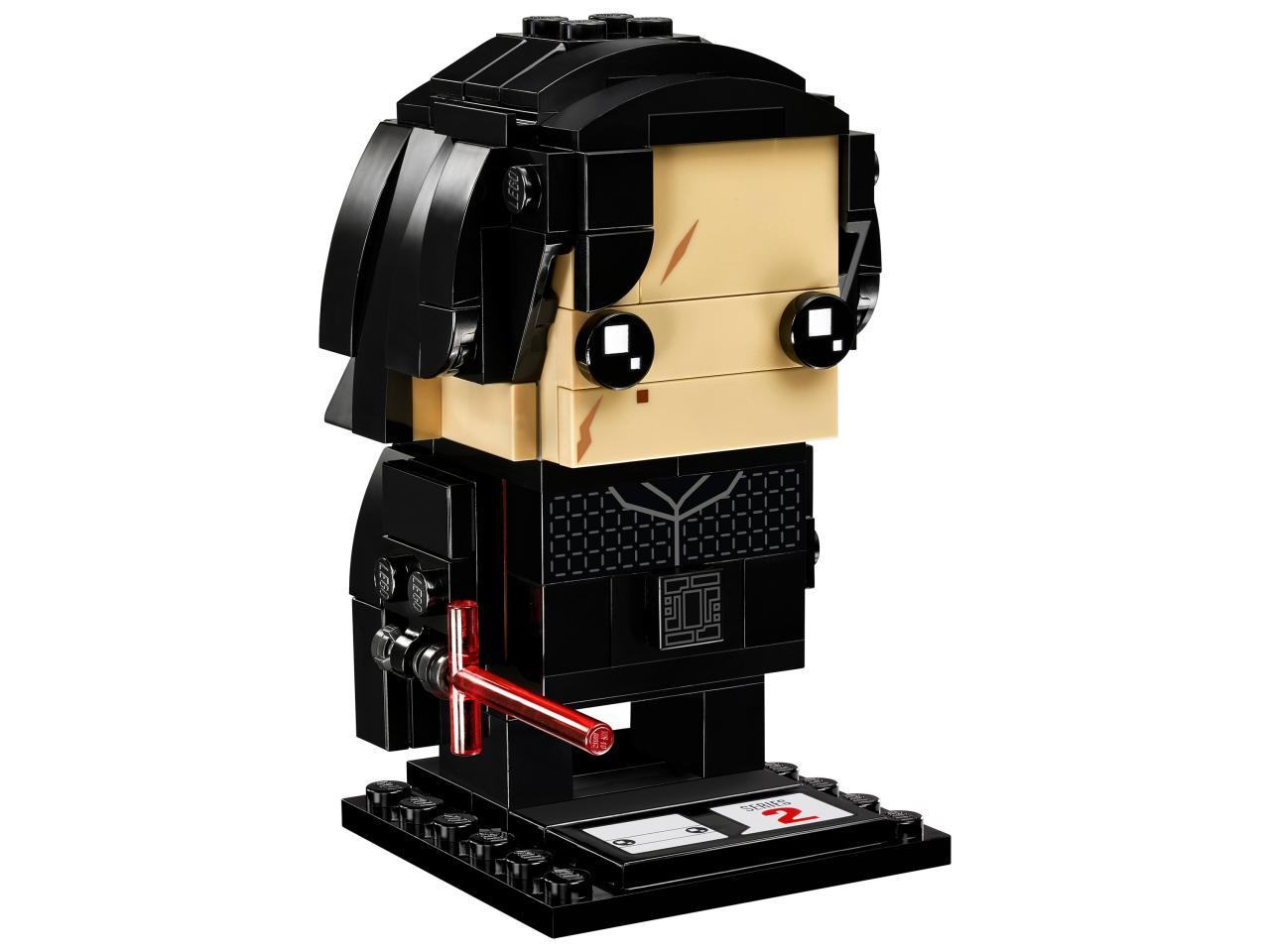 Купить Конструктор LEGO 41603 BrickHeadz Кайло Рен, пластик, Для мальчиков и девочек, Чехия, Конструкторы