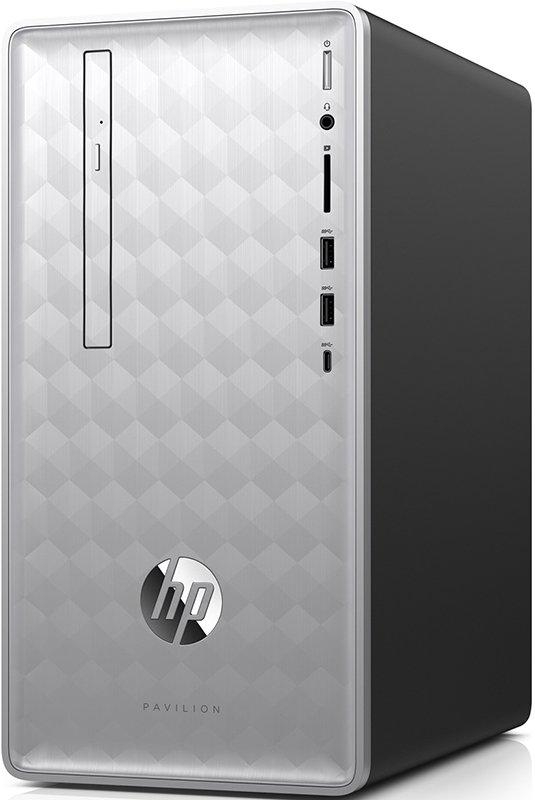 Настольный компьютер HP Pavilion 590-p0017ur (4JS26EA) фото