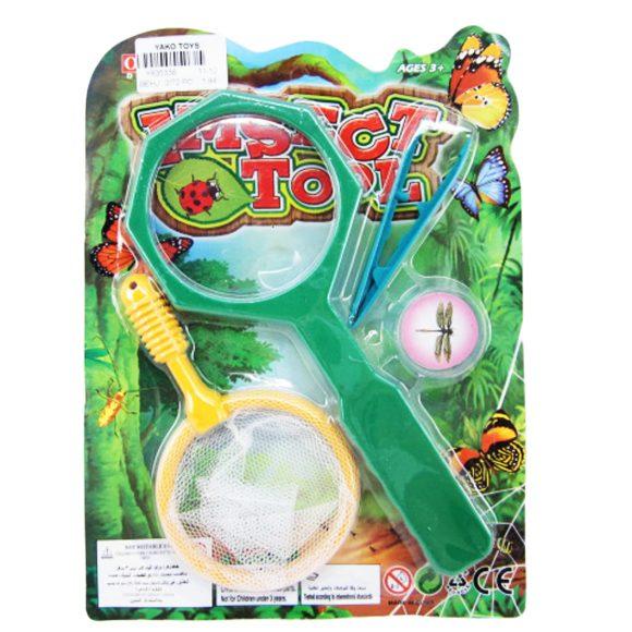 Купить НАША ИГРУШКА Игровой набор Интересное лето , 4 предмета [Y835338], пластик, Детские наборы для исследований