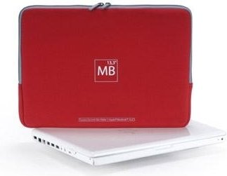 "Чехол для ноутбука 13,3"" TUCANO Elements for Apple BF-N-MB133-R Red"