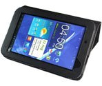 "Чехол IT BAGGAGE для планшета Samsung Galaxy Tab 2 7"" P3100/P3110 искус. кожа Black ITSSGT7202-1"