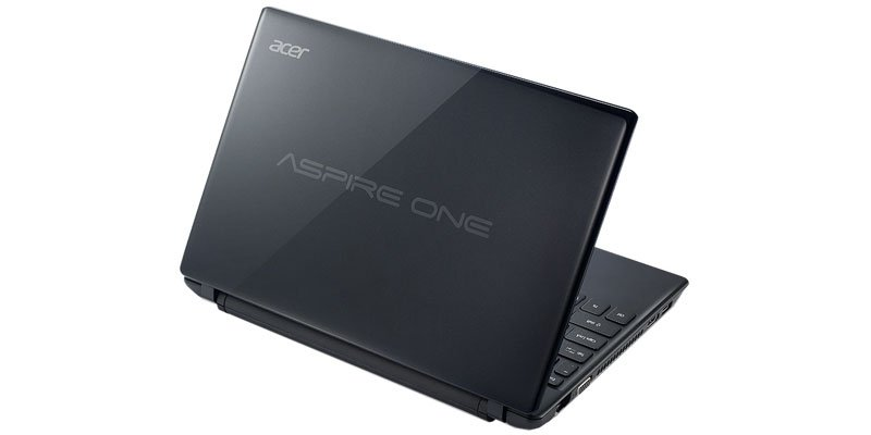 Нетбук ACER Aspire One AO756-887BSkk NU.SGYER.020
