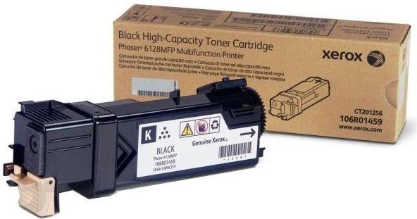 Тонер-картридж Xerox 106R01459 Black фото