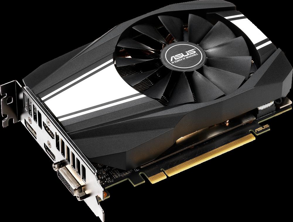 Видеокарта Asus NVIDIA GeForce RTX 2060 6144 Мб (PH-RTX2060-6G) фото