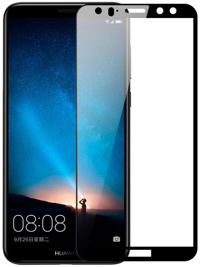 Купить Защитное стекло skinBOX full screen для Huawei Nova 3 SP-859 (4660041405866) Черный, Китай