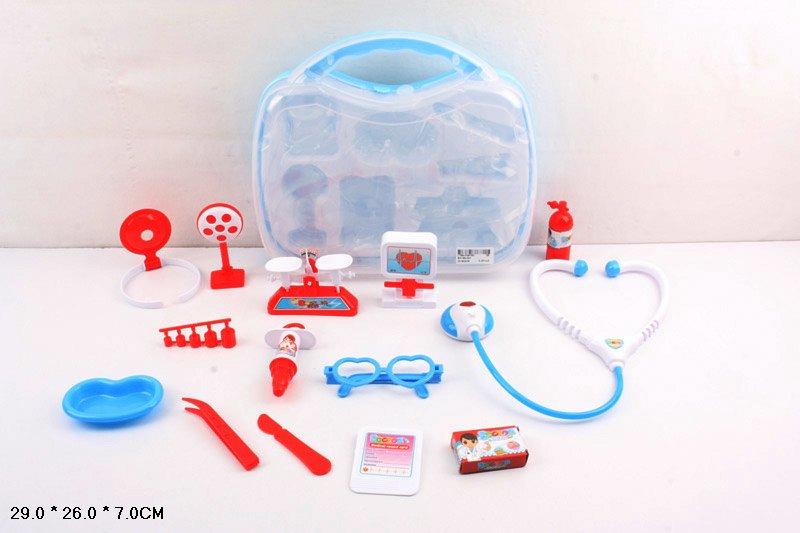 Купить PLAY SMART Игровой набор Доктор [SD169-251], пластик, Играем в доктора