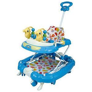 Купить НАША ИГРУШКА Ходунки Море, гол. [XH-861-2], Shantou, пластик, металл, текстиль, Ходунки и прыгунки для малышей