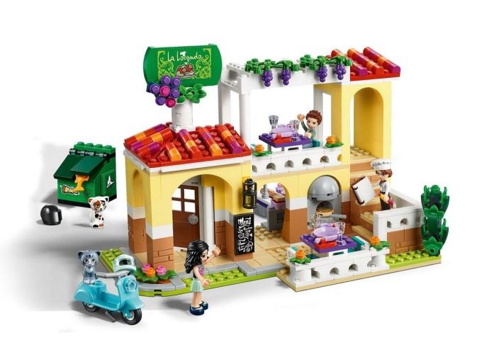 Купить Конструктор Lego Ресторан Хартлейк Сити [41379], пластмасса, Конструкторы