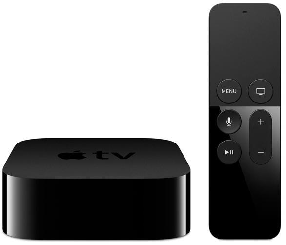 Медиаплеер Apple TV 32Gb MR912RS/A