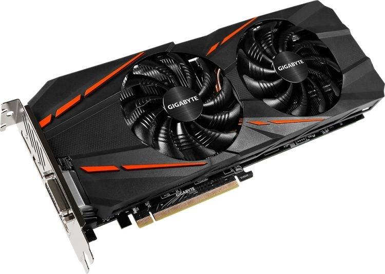 Купить Видеокарта Gigabyte PCI-Ex GeForce GTX 1060 G1 Gaming 6GB GDDR5 (192bit) (1594/8008) (DVI, HDMI, 3 x DisplayPort) (GV-N1060G1 GAMING-6GD), NVIDIA GeForce GTX 1060, Китай