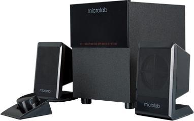 Купить Колонки Microlab M-113, Черный, Китай