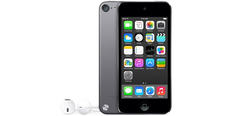 Плеер Apple iPod touch 5 32Gb Space Grey