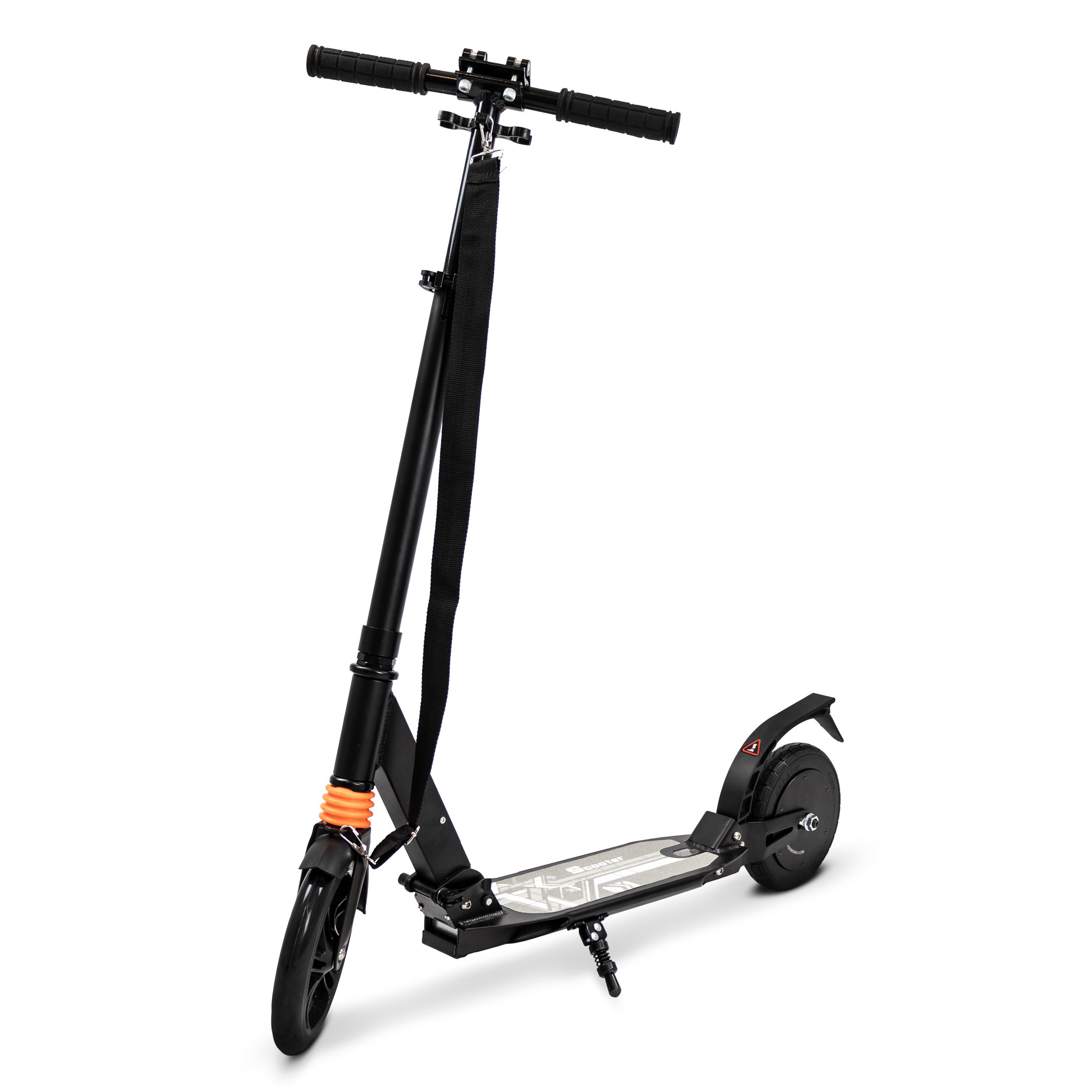 Электросамокат Urban Scooter BC-125 черный