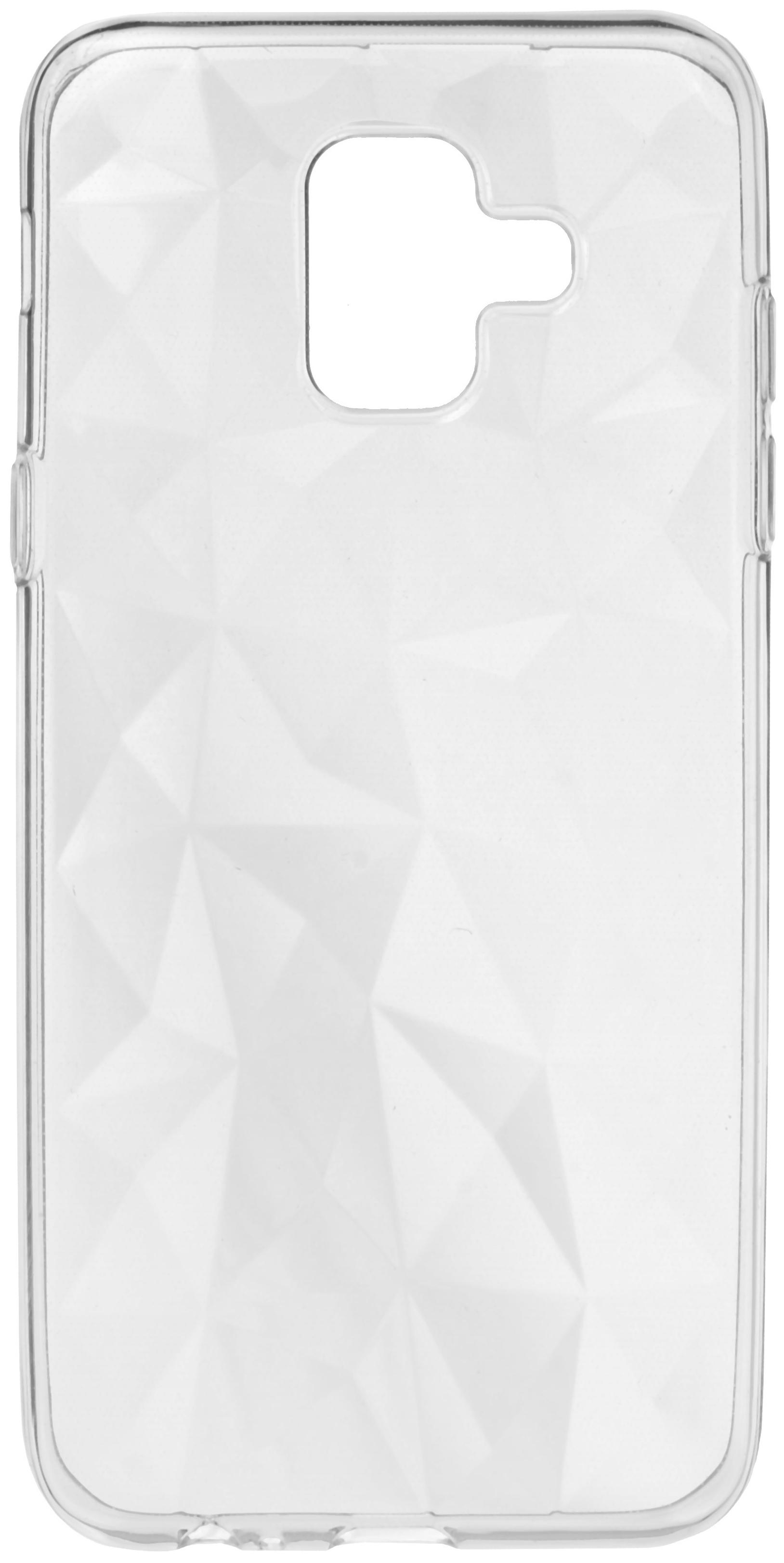 Чехол skinBOX Diamond slim silicone для Samsung