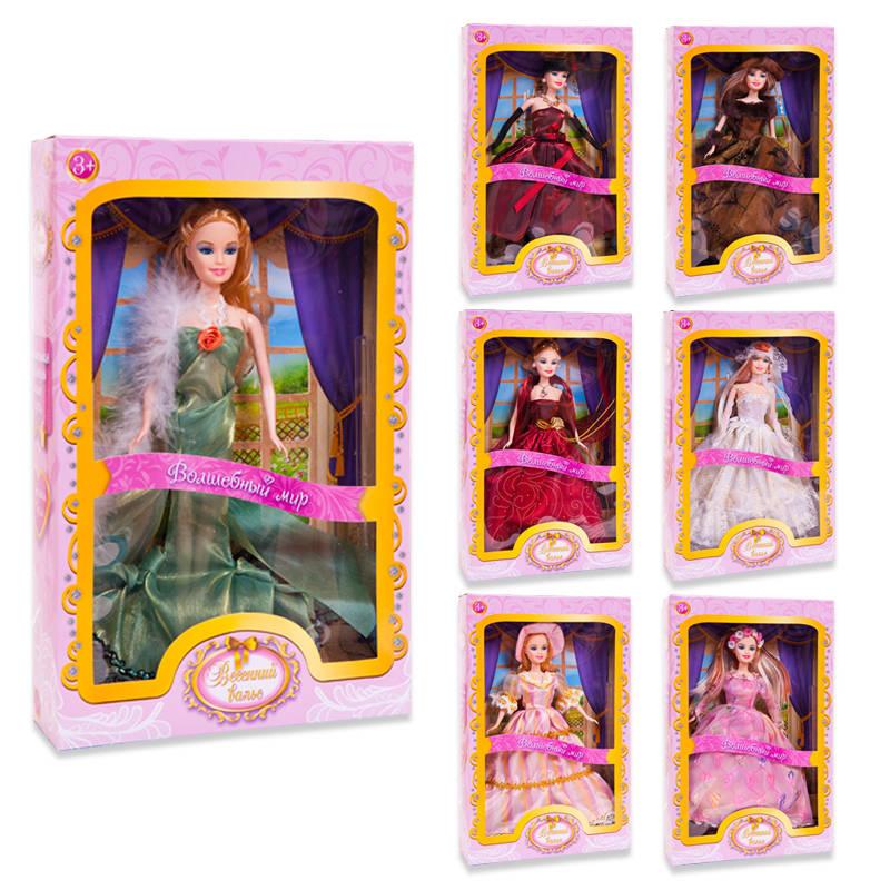 Купить ABTOYS Кукла Весенний вальс, 30 см, [PT-00466], Для девочек, Куклы и пупсы