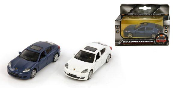 Купить ПЛАМЕННЫЙ МОТОР Машина Porsche Panamera S , инерционная [870142], Металл, пластик, Китай, Игрушечные машинки и техника