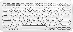 Клавиатура Logitech K380 Wireless Keyboard White (920-009589)