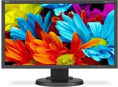 Купить Монитор NEC MultiSync E224Wi Black, Черный, Китай