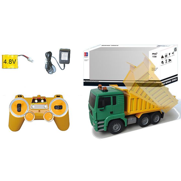 Купить CHINA BRIGHT PACIFIC Машина Карьерный самосвал [1270768], пластик, Металл, Игрушечные машинки и техника