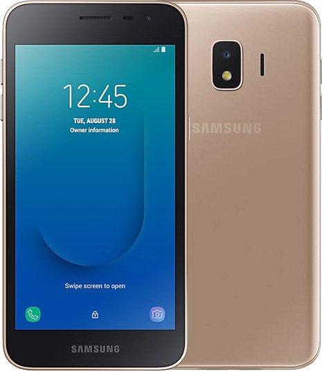 Смартфон Samsung Galaxy J2 core gold SM-J260FZDRSER