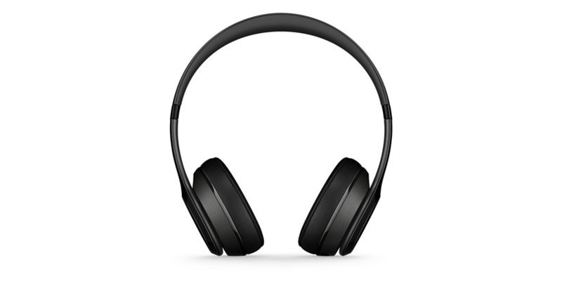 Гарнитура Apple Beats Solo2 On-Ear Headphones - Black MH8W2ZM/A