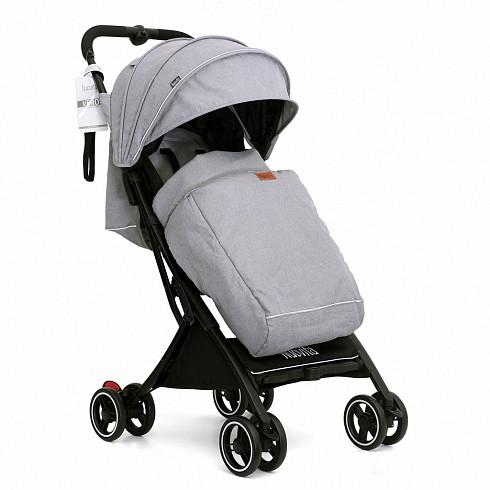 Купить NUOVITA Прогулочная коляска Nuovita Vero , цвет: Grigio/Серый, серый, пластик, ткань, алюминий, Италия, Детские коляски