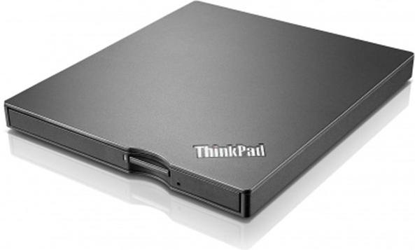 Оптический привод Lenovo ThinkPad UltraSlim USB DVD Burner 4XA0E97775 фото