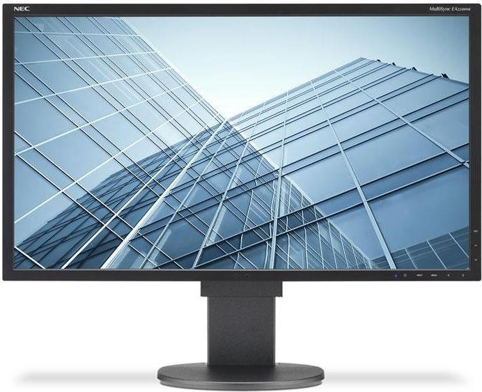 Купить Монитор NEC 22 MultiSync EA224WMi Black, Черный, Китай