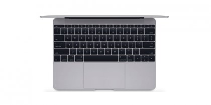 "Ноутбук Apple MacBook 12"" MJY42RU/A Space Gray"