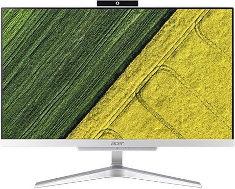 Купить Моноблок Acer Aspire C22-865 (DQ.BBRER.014), Серебристый