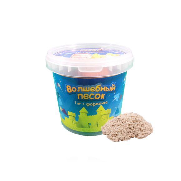 Купить КОСМИЧЕСКИЙ ПЕСОК Набор Волшебный песок Классический 1 кг и формочка [VP11], Кинетический песок