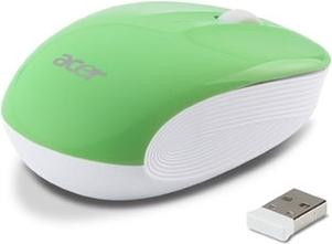 Беспроводная мышь ACER Wireless Optical LIME GREEN LC.MCE0A.010