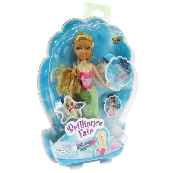 Купить FUNVILLE Кукла Русалочка Sparkle girlz [2400062], Для девочек, Куклы и пупсы