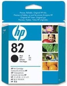 Струйный картридж HP 82 Black (CH565A) фото