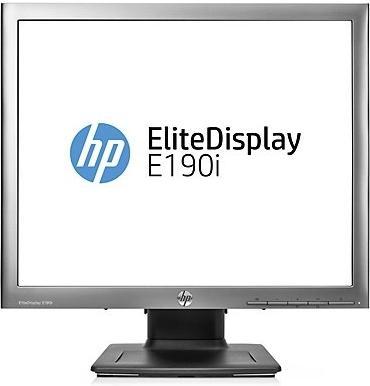 "Монитор 19"" HP E190I (E4U30AA) темно-серебристый"