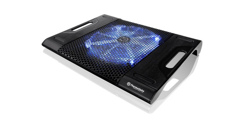 "Система охлаждения Thermaltake Massive23 LX Black CLN00157""/20cm Blue LED FAN/ 2 USB ports"