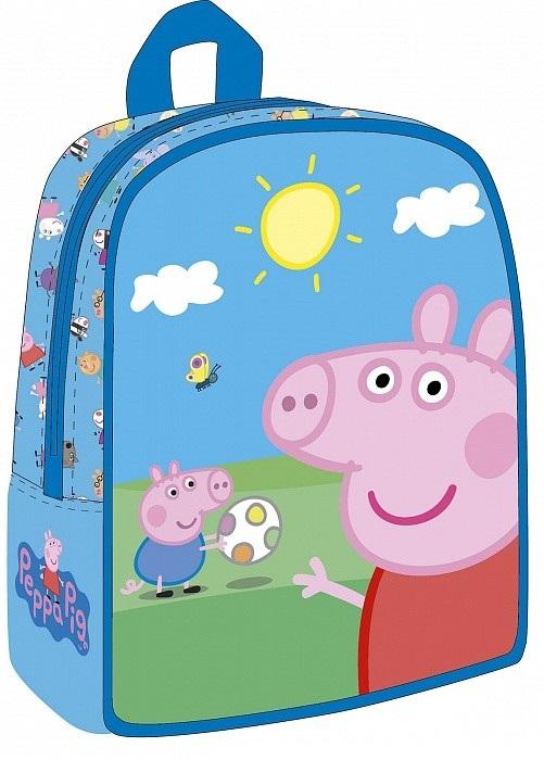 Купить РОСМЭН Рюкзачок средний Peppa Pig. Пикник [32043], Китай, Рюкзаки и ранцы для школы