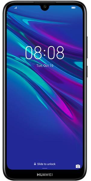 Купить Смартфон HUAWEI Y6 (2019) 2/32GB полночный черный, Y6 2019 MRD-LX1F, Черный, Китай