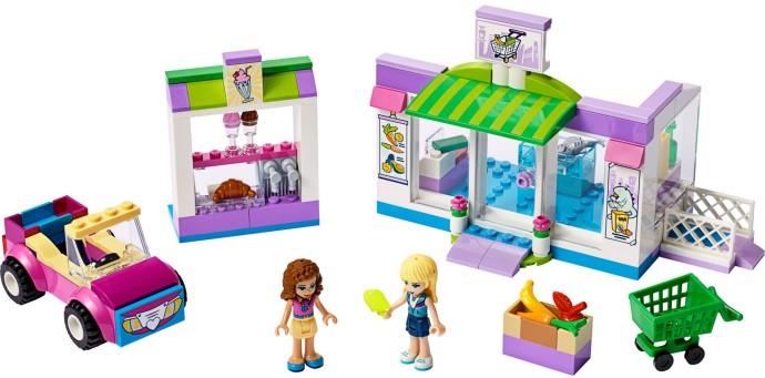 Купить Конструктор Lego Супермаркет. Хартлейк Сити [41362], пластмасса, Конструкторы