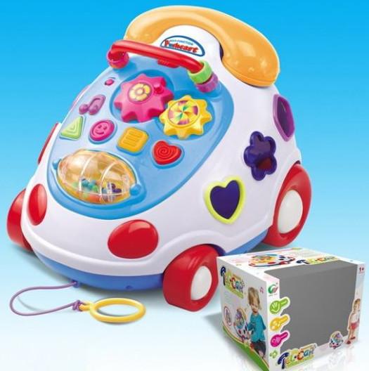 Купить НАША ИГРУШКА Игровой центр Телефон [BB316], Наша игрушка, Развивающие игрушки для малышей