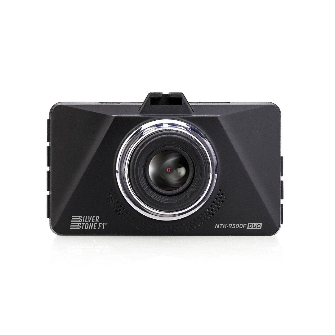 Видеорегистратор SilverStone F1 NTK-9500F Duo фото