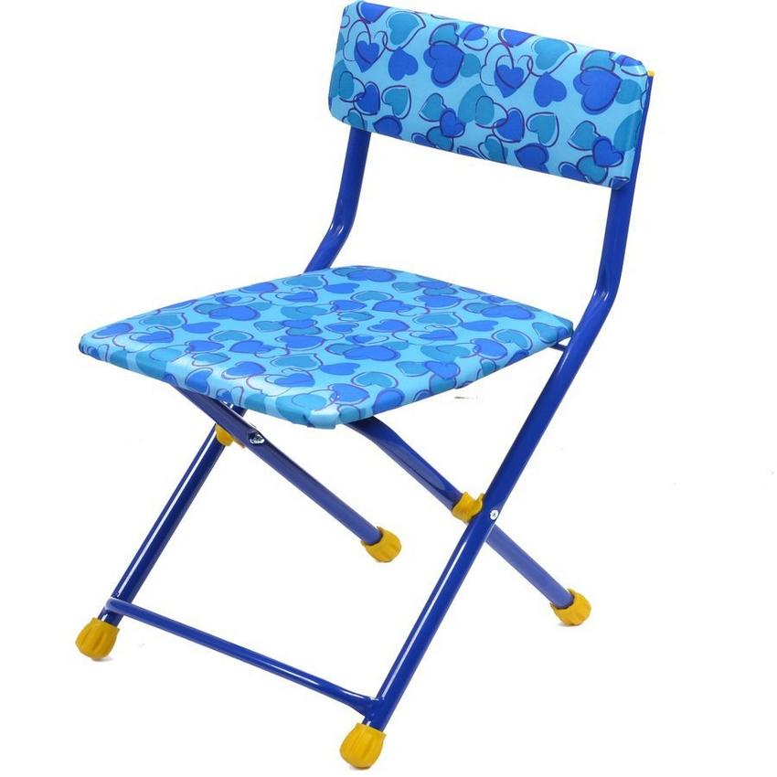 Купить Стул детский Ника (складной) [СТУ3], Nika, в ассортименте, Детские стулья и табуреты