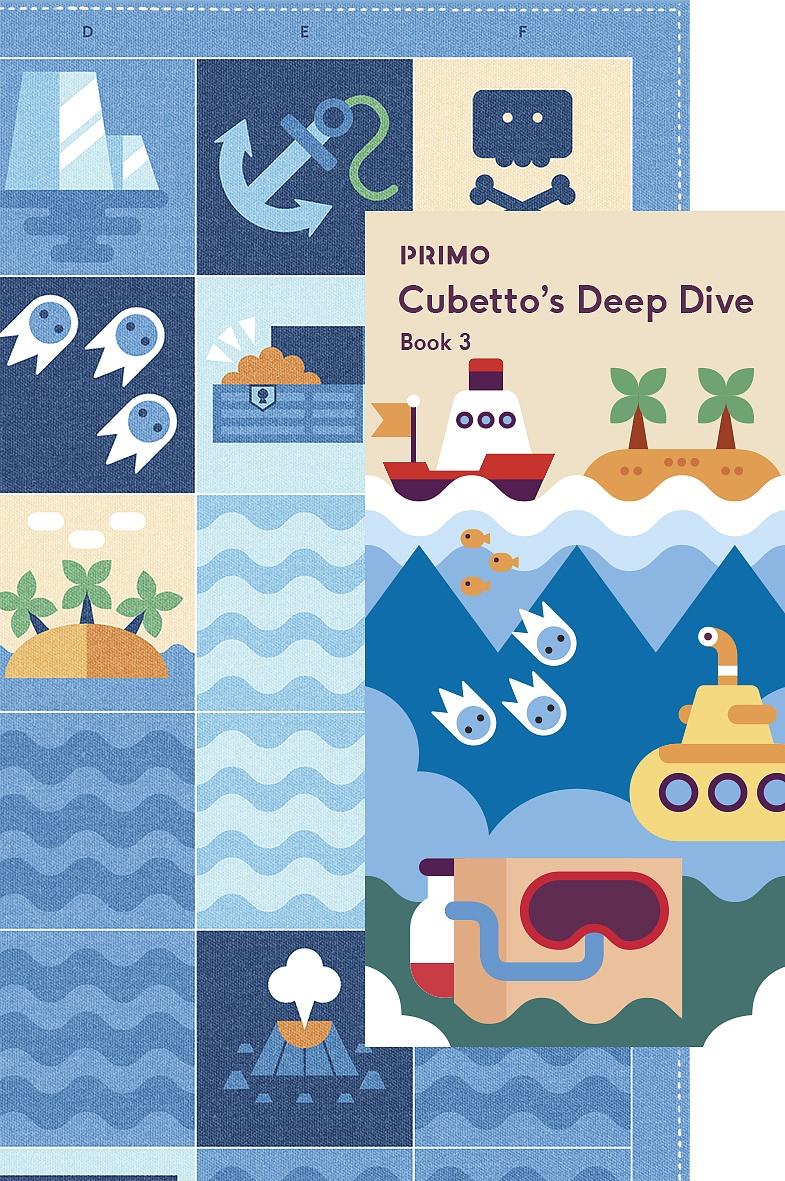 Купить Набор PRIMO TOYS 13495 Карта для путешествий Океан, Бумага, полиэстер, Игрушки для развития мелкой моторики
