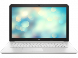 Ноутбук HP 17-by3043ur (22R43EA) серебристый