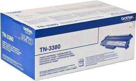 Тонер-картридж Brother TN-3380 Black фото