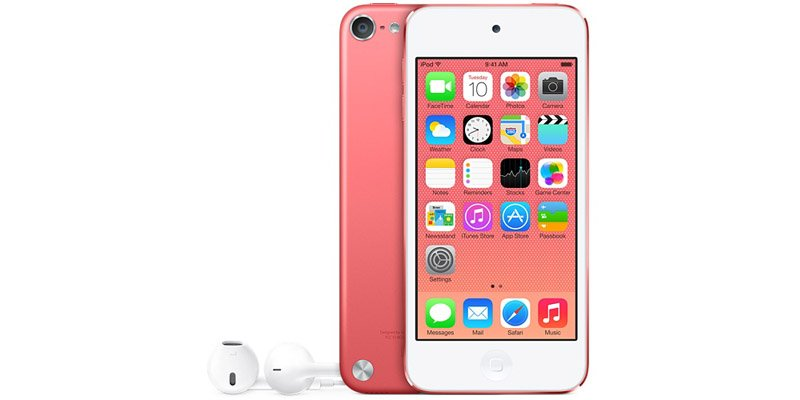 Плеер Apple iPod touch 5 32Gb Pink MC903RU/A