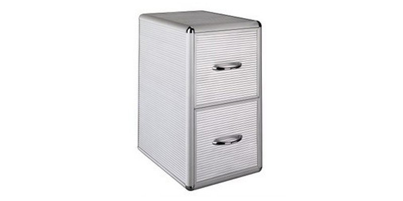 Ящик для CD Hama Alu File-Box Silver 78359