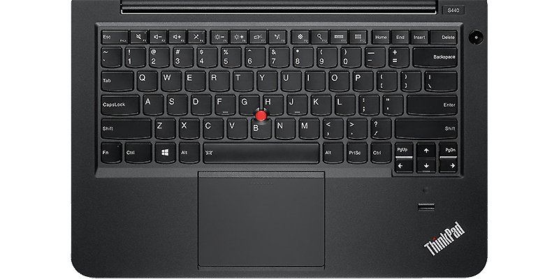 Ноутбук Lenovo Thinkpad S440 (20AY00AYRT) Black