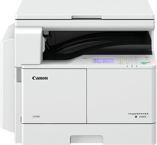 Монохромное лазерное МФУ Canon imageRUNNER 2206N, Белый, Китай  - купить со скидкой