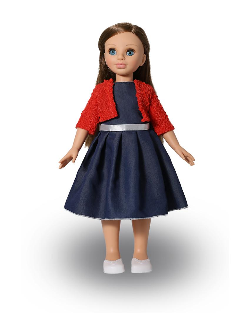 Купить ВЕСНА Кукла Эсна 2, 46, 5 см [B2976], красный, синий, пластик, Текстиль, винил, Россия, Куклы и пупсы